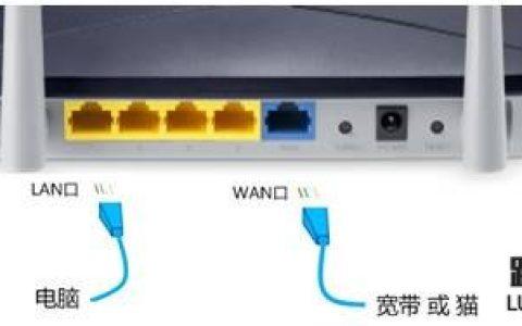 无线路由器怎么设置wifi